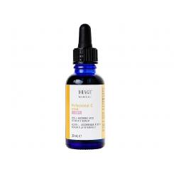 Obagi - Professional-C Serum 20% - serum z witaminą C. Zawiera witaminę C (w formie kwasu askorbinowego oraz glukozydu askorbylu) w stężeniu 20%, która wykazuje szerokie spektrum działania - jest silnym antyoksydantem, wspomaga syntezę kolagenu, opóźnia p