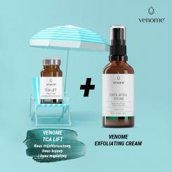 Venome Peel TCA Lift 5ml + Venome Exfoliating Cream 50ml