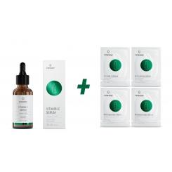 Venome Vitamin C Serum 30ml + 50 saszetek 2ml GRATIS