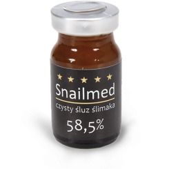 Snailmed Serum rewitalizujące ze śluzem ślimaka 58,5% 4x8ml