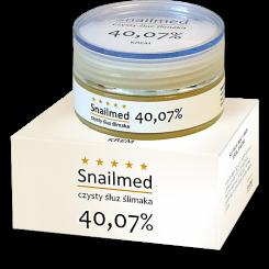 Snailmed Superaktywny krem do twarzy 50 ml/szkło