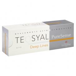Teosyal PureSense Deep Lines 2x1ml