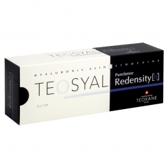 Teosyal PureSense Redensity II 2x1ml