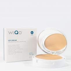 WiQo ICP Koloryzujący krem w kompakcie SPF +50 - LIGHT 10,5ml