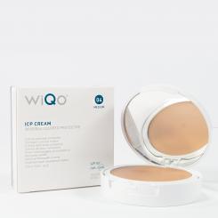 WiQo ICP Koloryzujący krem w kompakcie SPF +50 - MEDIUM 10,5ml