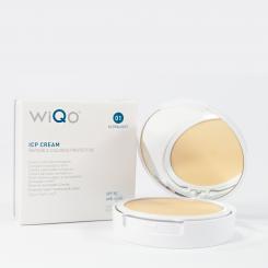 WiQo ICP Koloryzujący krem w kompakcie SPF +50 - ULTRA LIGHT 10,5ml